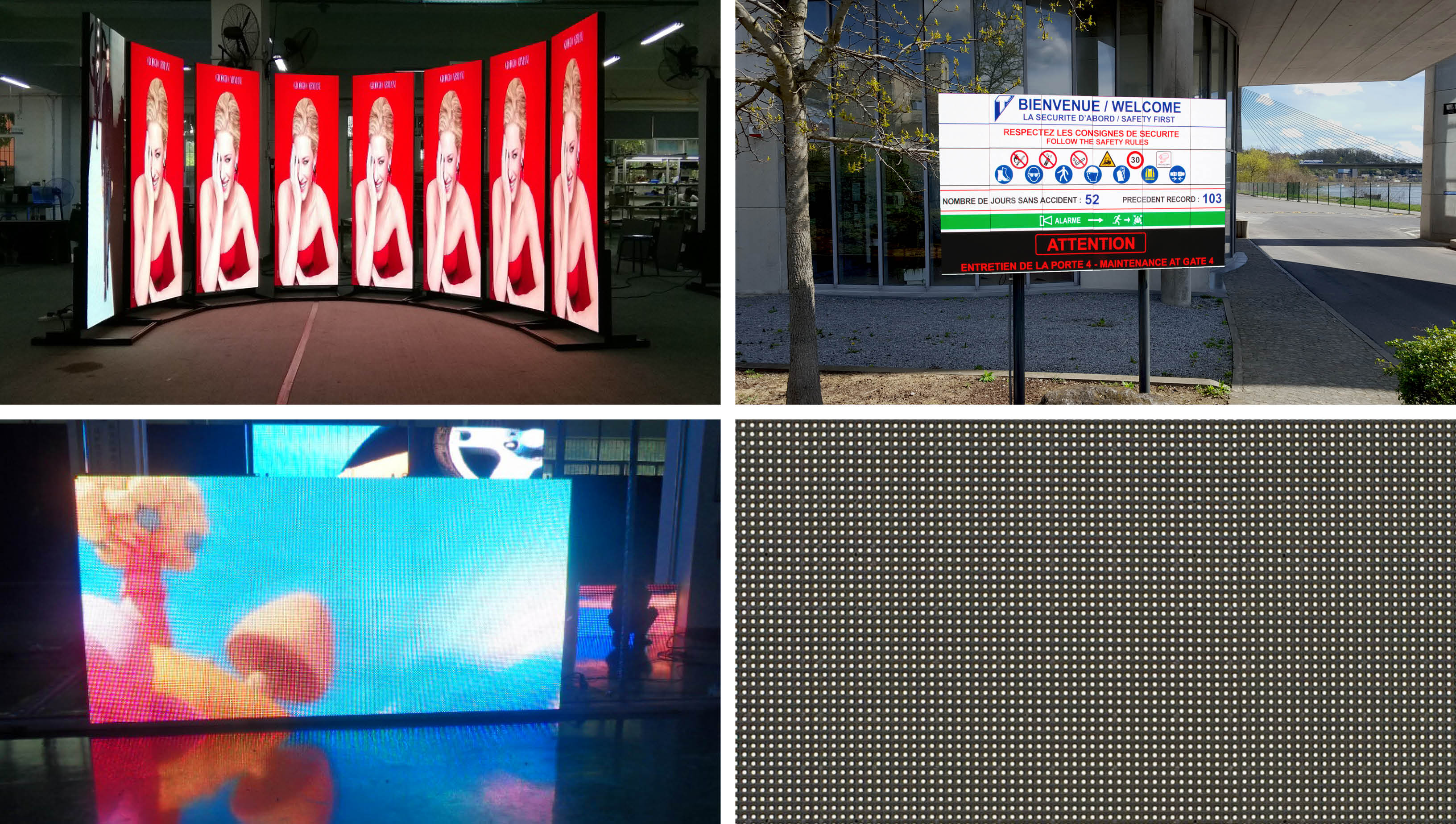 ledscherm, ledbord, poster, indoor, outdoor, pitch